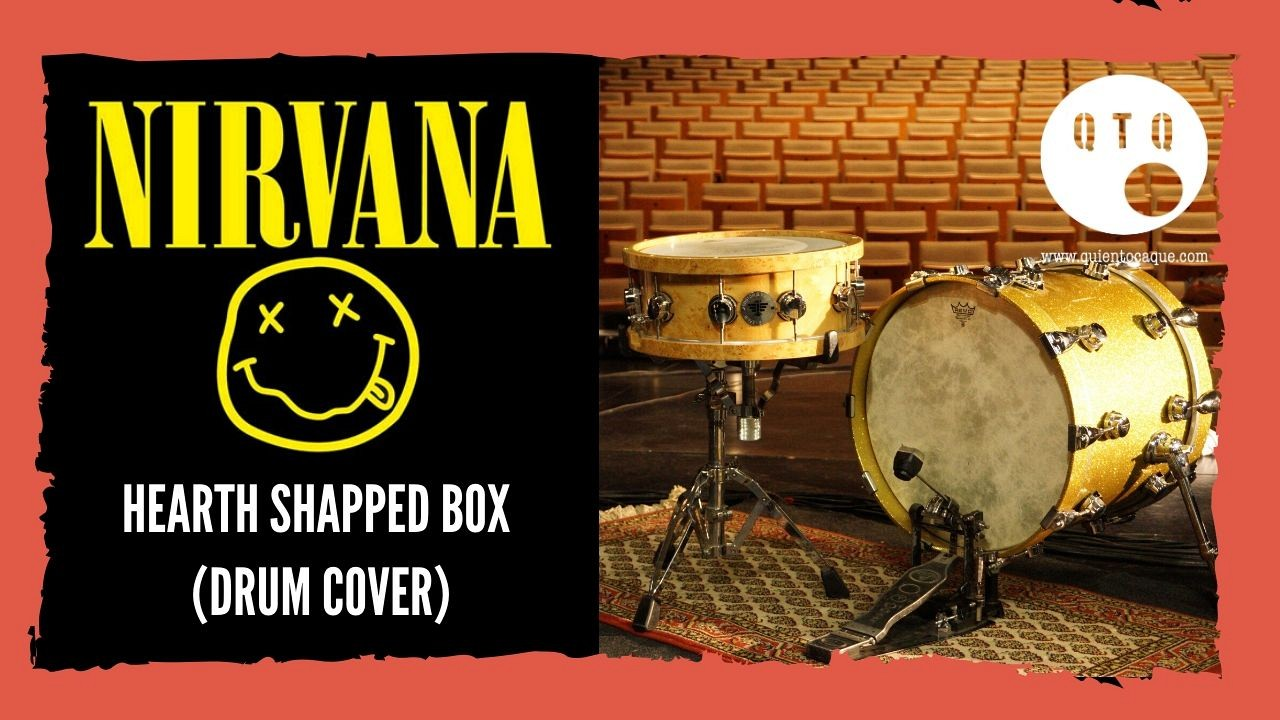 Nirvana - Heart shapped Box