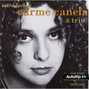 Carme Canela & Trio - Introducing