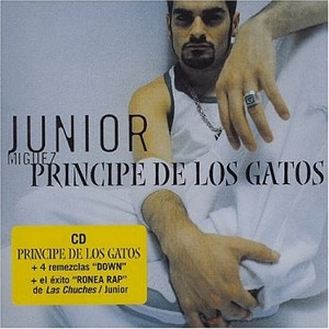 Junior Miguez - Príncipe de los Gatos DVD