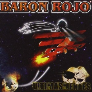 Baron Rojo - Ultimasmentes