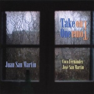 Juan San Martín - Take one