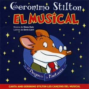 Geronimo Stilton - El Musical