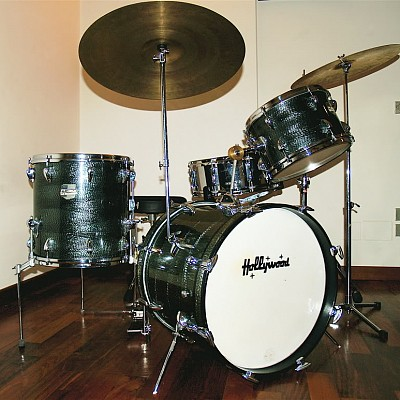 Meazzi Hollywood President drum kit